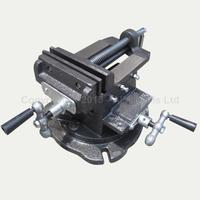 4 Mechanical Swivel Base Cross Multi Direction Milling Bench Vice Clamp