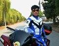 НОВЫЙ ДУХАН мужская Мотокросс Off-Road Jaqueta мотоцикла Водонепроницаемый мотогонщиков кожаная куртка, гонки кожаные штаны