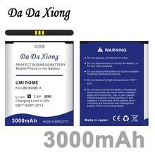 Da Da Xiong  3000mAh Umi ROME Battery for UMI ROME X ROMEX Smartphone