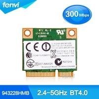 Mini Pci E Wireless Wifi Wlan BCM943228HMB Dual Band 802 11b G N Wireless N 2