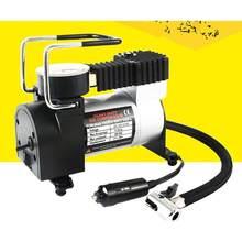 Novo 12 v portátil auto carro elétrico compressor de ar pneu inflator bomba para moto b pneu inflator bomba estilo do carro