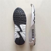 Semelles de coussin d'air masculin semelles de vague semelles de couleur résistant aux tremblements de terre chaussures de basket-ball chaussures de sport bas ultra léger portable
