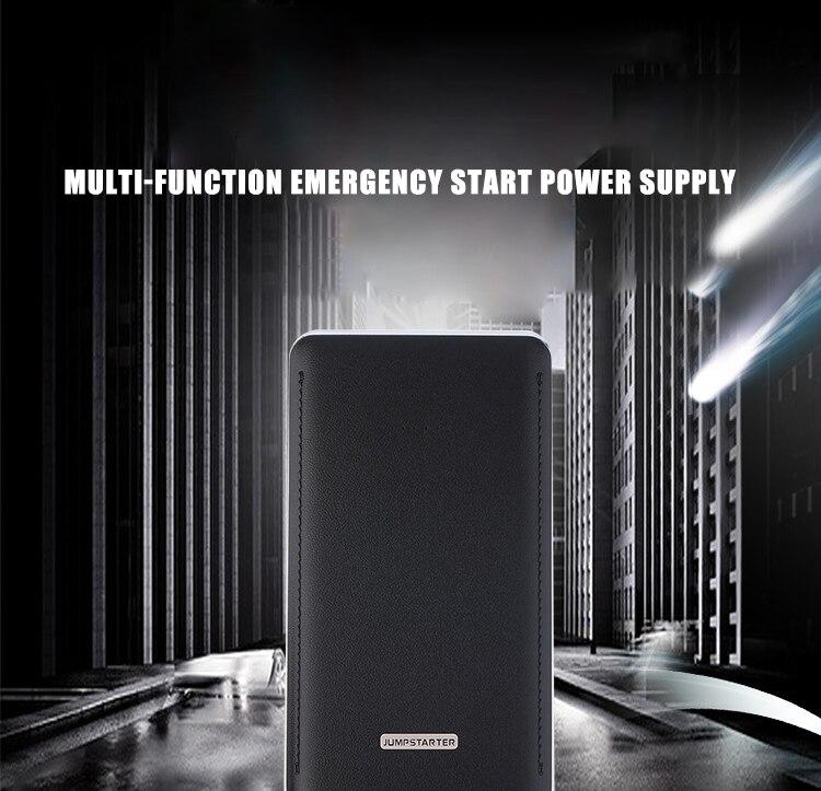 30000 mah 12 v Tragbare Auto Starthilfe Booster LED Ladegerät Batterie Power Bank Tragbare Notfall Ab Power Supply heißer