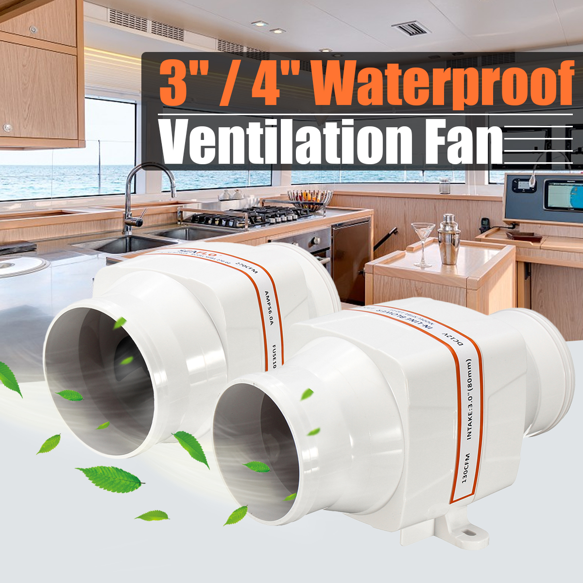 Buy ventilation fan and get free