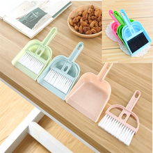Cleaning brush mini computer keyboard small broom set household cleaning
