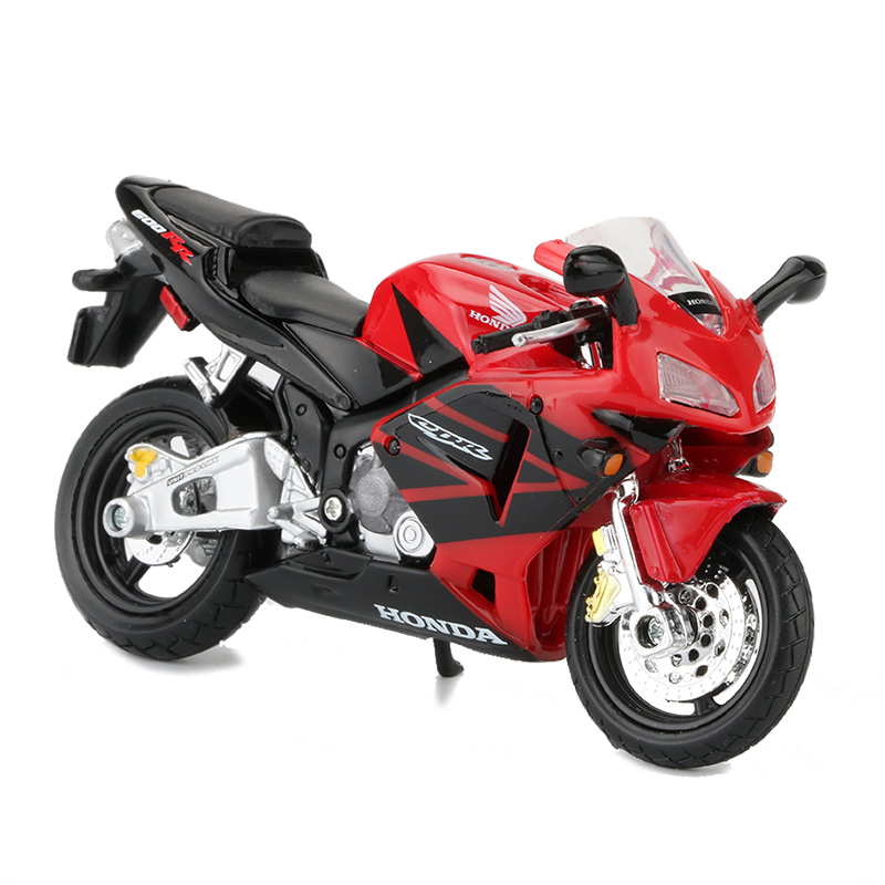 Maisto Scale 1:18 Racing Motor Bicycle Toy Models Alloy CBR 600RR Motocycle Vehicle Toys For Boys Gift