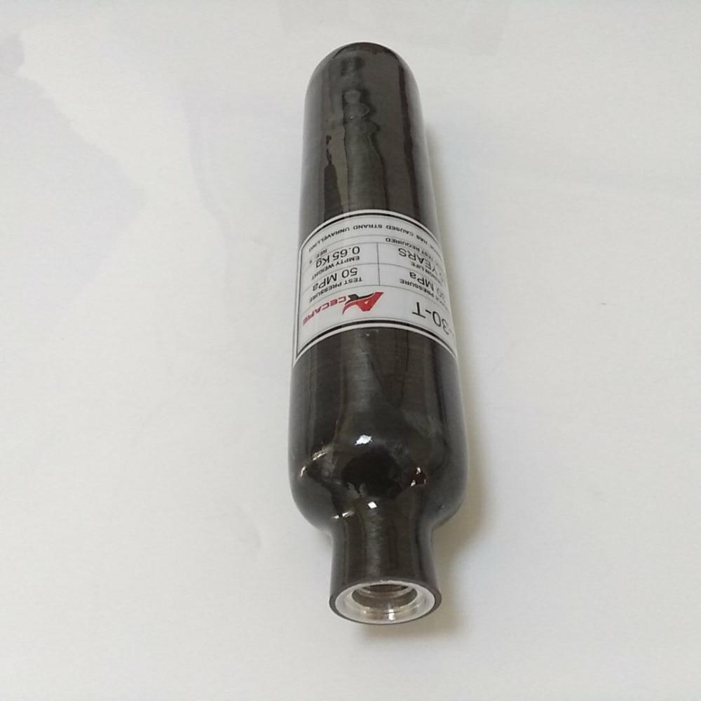 2017 Hot Sale! 0.5L Carbon Fiber Composite Empty Gas Cylinder /  High Pressure 4500PSI 300BAR 30Mpa Tank on Sale-S raman bedi rakesh chandra and s p singh fatigue studies on glass fiber reinforced composite materials
