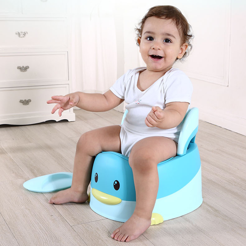 Portable Baby Pot Cute Toilet Seat Pot For Kids Potty Training Seat Children's Potty Baby Toilet Pot Training Potty Toilet