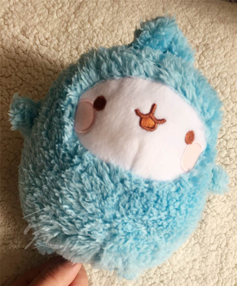 Many styles 20cm Kawaii Cute Molang Rabbit Bunny Plush Doll Toy Soft Stuffed Animal Doll Figure plush Doll Christmas Gifts duck animal series many chew toy page 7