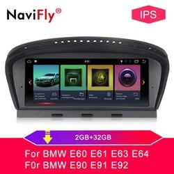 Neue ankunft! ID7 2G + 32G Android 7.1 auto radio multimedia player für BMW 5 Series E60 E61 E63 E64 E90 e91 E92 CCC CIC system