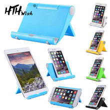 Adjustable Desk Tablet Holder Multi-angle Tablet Stand Accessories for iPhone X 8 7 Plus Stand phone Holder for Xiaomi цена