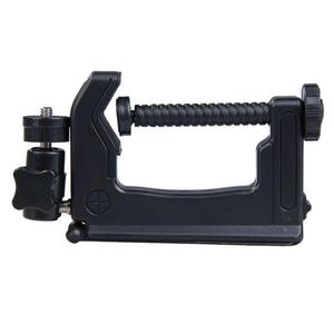 Image 3 - Mini Camera Stand Camera Tripod 1/4   20 Screw Photography Table Tripod Clamp Foldable Stabilizer for DV SLR VCR Cameras Holder