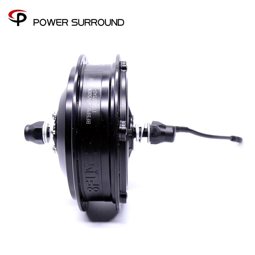 2018 Promotion 48v500w 8fun/bafang BPM front wheel motor Electric Bike Kit Bicicleta Eletrica Brushless Hub Motor