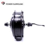 2020 Promotie 48v500w 8fun/Bafang Bpm Voorwiel Motor Elektrische Fiets Kit Bicicleta Eletrica Brushless Hub Motor