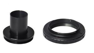 Image 2 - T2 Lens Adapter Mount Ring for Nikon DSLR Camera D800 D3100 D3200 D5200 D7000 D90 +1.25 inch Telescope Mount Adapter