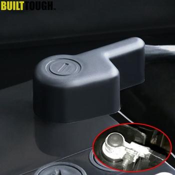 Bateria anoda ujemna elektroda biegun pokrywa dla Nissan Qashqai Dualis J10 08-13 Renault Koleos I Samsung QM5 2008-2015 tanie i dobre opinie XUKEY CN (pochodzenie) Schowek podłokietnik High grade ABS Plastic