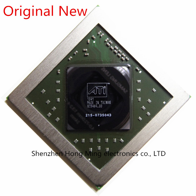 100 New 215 0735043 215 0735043 BGA Chipset