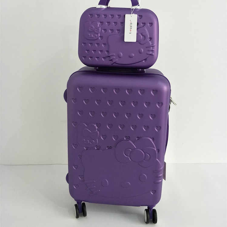 3e7478eed2 Detail Feedback Questions about Hello Kitty Luggage bag