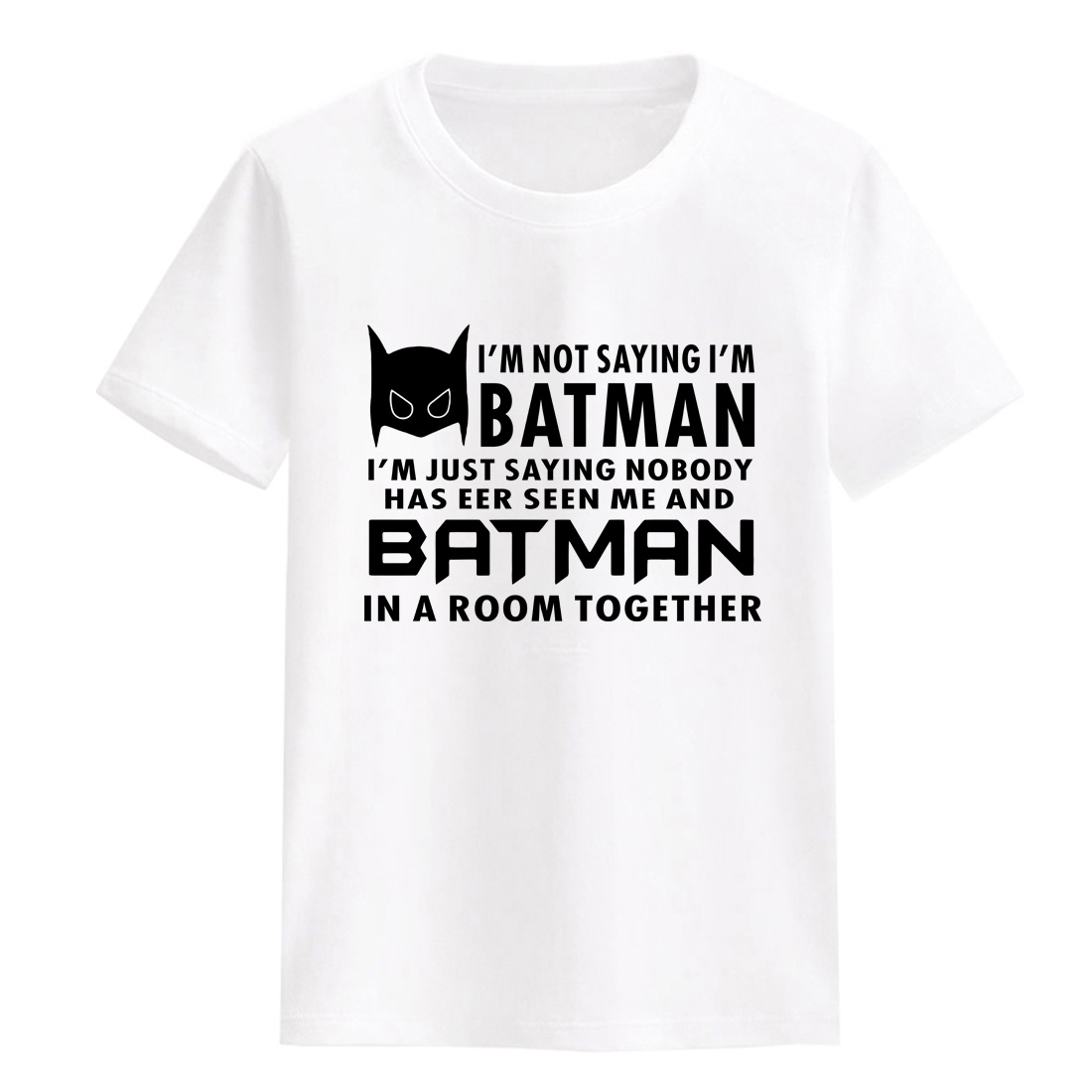Clothes for girls boys 2018 summer child T-shirts BATMAN marvel casual crossfit T-shirt for girl boy brand clothing fitness top