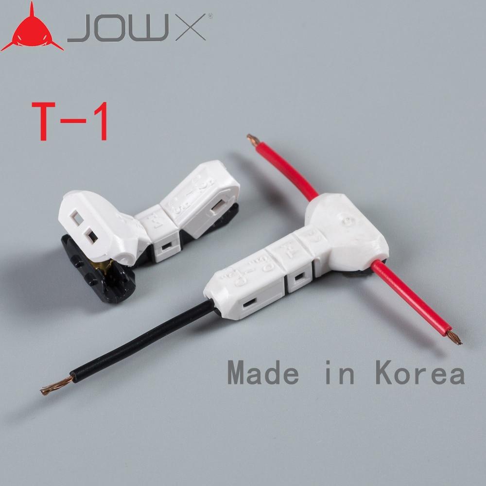 Sensational Jowx T 1 10Pcs For 23 20Awg 0 3 0 5Sqmm Automotive Electrical Wire Wiring Digital Resources Llinedefiancerspsorg
