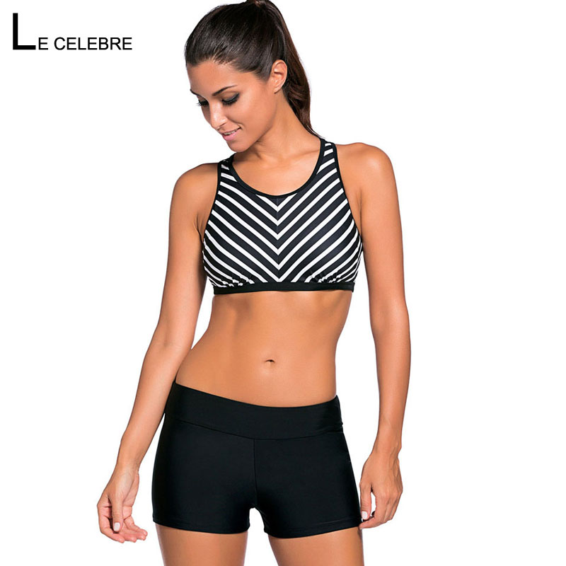 fced8d1763 Choose from a variety of one piece bathing suits such as halter