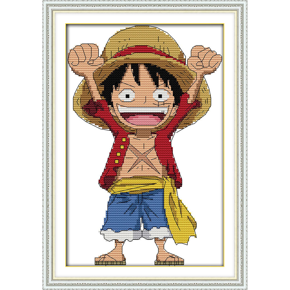 Everlasting love Christmas One Piece Ecological cotton Chinese cross stitch kits counted stamped 11 CT New store sales promotion