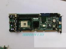 Fsc-1711vn ver:a2 industrial motherboard integrated graphics card network card