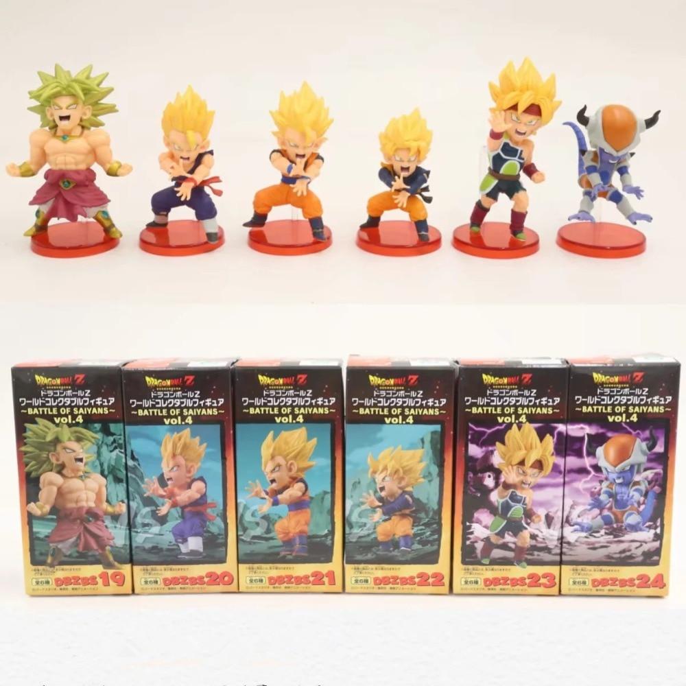 Dragon Ball Z WCF Kid Goku Battle of Saiyans Vol 2 DBZ