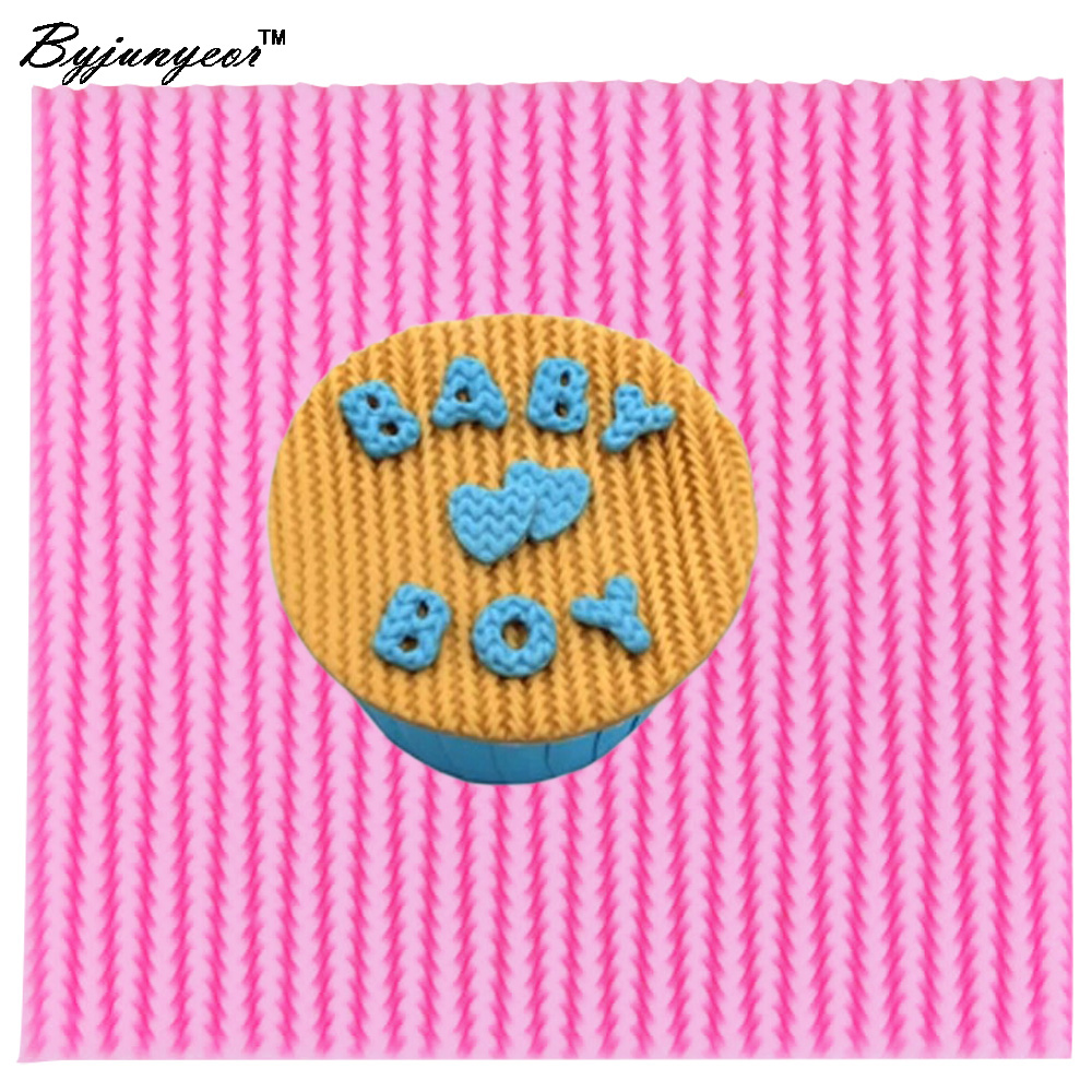 Byjunyeor M479 Needle Knitting Wool UV Resin Silicone Mold Fondant Chocolate Candy Lollipop Crystal Epoxy Soft Clay Bake Tool|fondant decorating|silicone moldlace silicone mold - AliExpress