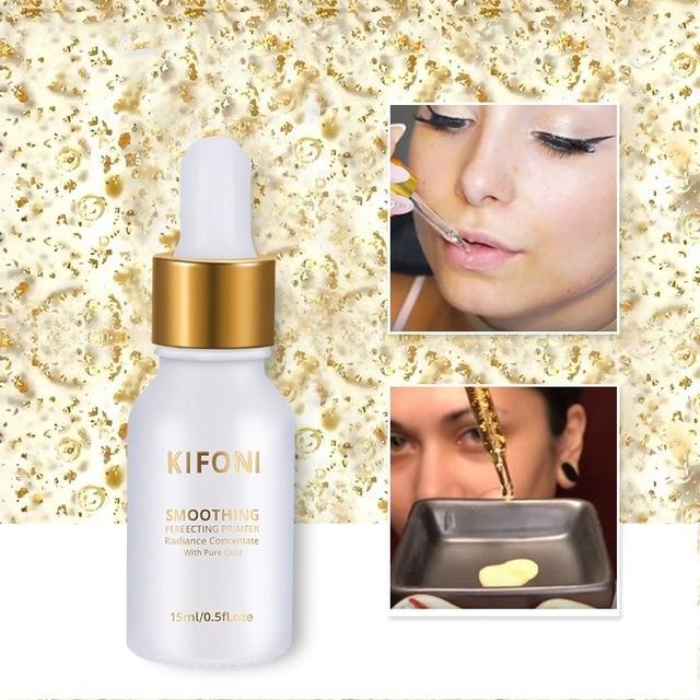 24k Rose Anti-aging Make Up Oil For Face Essential Oil Moisturizing Eye Essence 3
