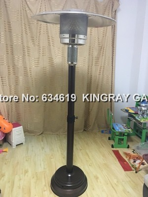 Height adjustable natural gas indoor gas infrared heater commercial mobile gas patio heater outdoor home gas radiation heater