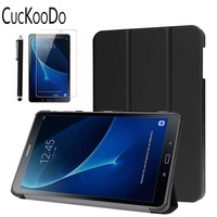 Ultra Slim Lightweight Stand Cover Case For Samsung Galaxy Tab A 10 1 Tablet With Auto