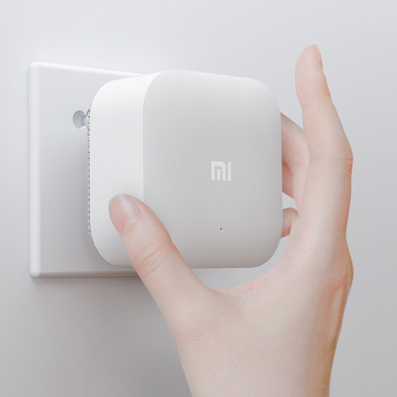 Original Xiaomi Wifi Repeater or 2.4G Wireless Range Extender Router  Electric Power with Access Point 300MPS and Signal Amplifier 1