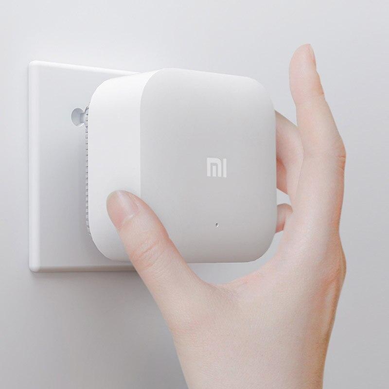 Original Xiaomi Wifi répéteur puissance électrique Cat 2.4G sans fil gamme Extender routeur Point d'accès 300MPS Signal amplificateur routeur - 2