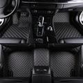 Alfombrillas de suelo de coche personalizadas para Land Rover todos los modelos Rover rango Evoque Sport Freelander Discovery 3 4 Estilo de coche