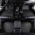 Kalaisike Custom auto vloermatten voor Land Rover Alle Modellen Rover Evoque Sport Freelander Discovery 3 4 auto styling