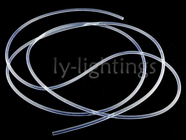 Per Diy Della Decorazione Di Notte Illuminazione Fibra Ottica Luce Laterale Side-bagliore Fibra Ottica 2mm/100 M Subacquea Piscina Corsia Luce