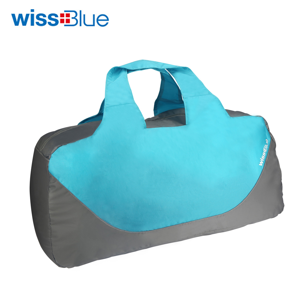 9de6481b39 WissBlue Professional Large Sports Bag Gym Bag Men Women Independent Shoes  Storage Training Bag Portable Shoulder Fitness Bag -in Gym Bags from Sports  ...