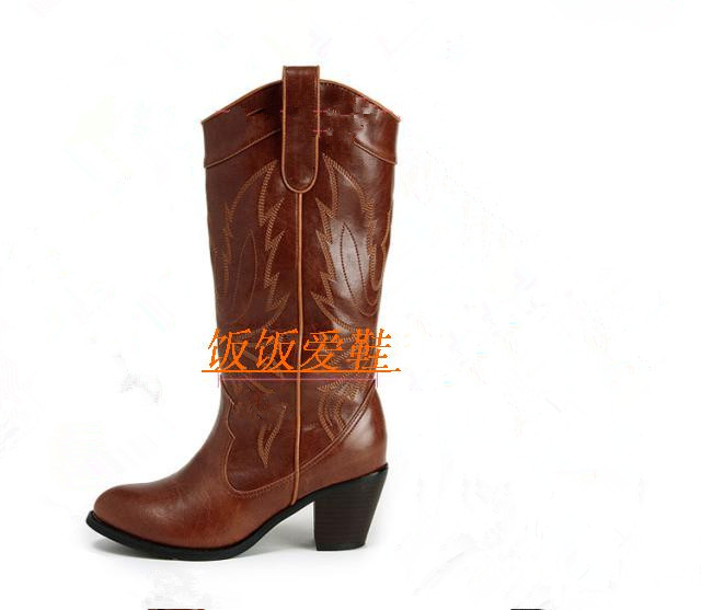 Cheap Fashion Cowboy Boots Promotion-Shop for Promotional Cheap ...