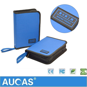 Image 2 - Aucas Ethernet כבל כלי RJ11 RJ45 Cat5 Cat6 מלחץ כבל רשת לחיצה כלי סט מלחץ פלייר כלי סט ערכת רשת כלי תיק