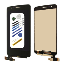 For LG K8 2017 X240 LCD Display touch screen digitizer with Adhesive and tools assembly replacement