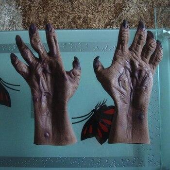 Косплей перчатки Хоррор Зомби