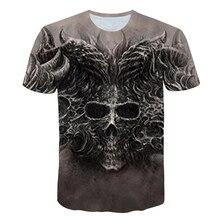 Game of Thrones Tshirt Hot Men Summer 3D T shirt Street Models Love Fashion Skull Soul Chariot Rock T-shirt Hipster Clothing