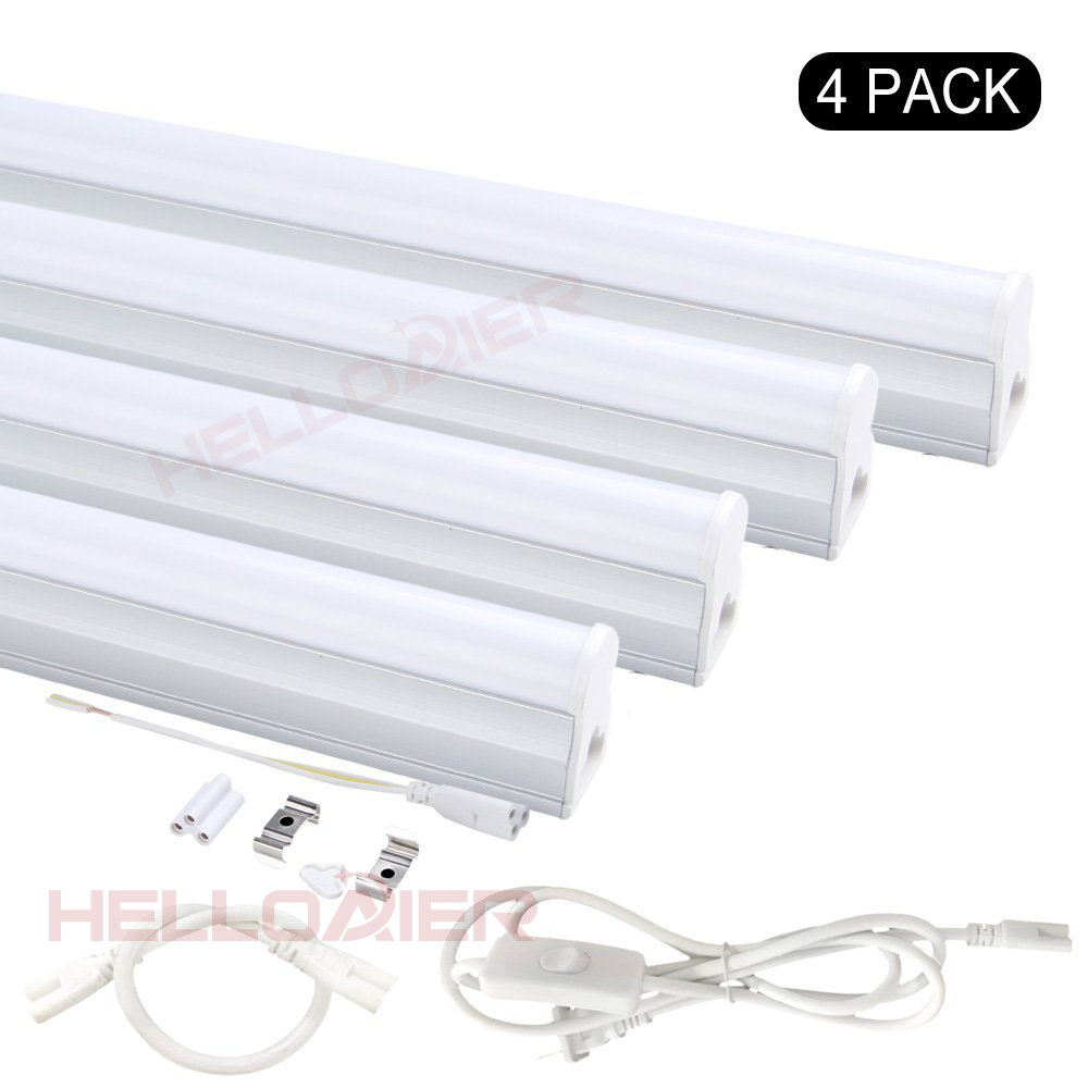 LED Shop Light 4ft T5 Led Tube Lights Ceiling Shop