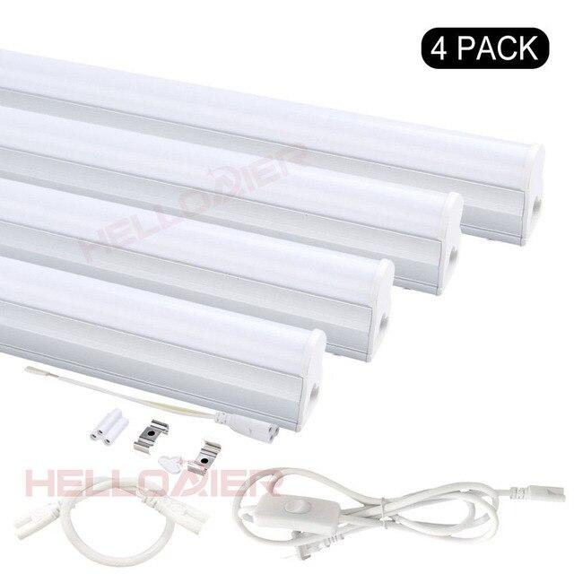 Led Shop Lights >> Aliexpress Com Buy Led Shop Light 4ft T5 Led Tube Lights Ceiling