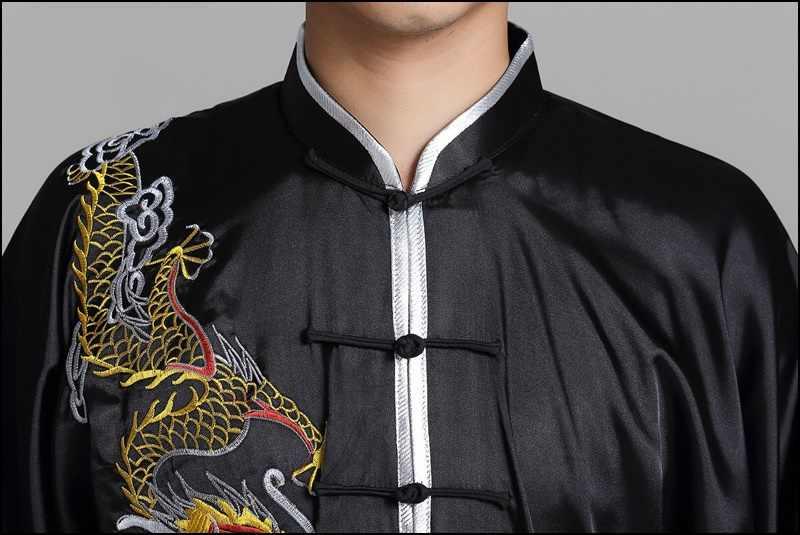 Taoyekma 武術カンフー服制服服衣装翼チュン衣類武道トレーニング制服少林寺カンフー T97