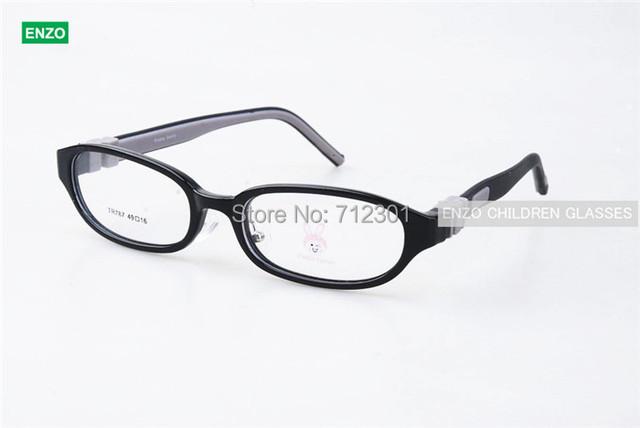 Crianças óculos No Screw dobrável com Regular lentes, Crianças eyewear, Silicone TR90 adolescentes óculos, Unbreakable e luz
