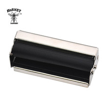 [HORNET] 70/78MM Hand Roller Portable Metal Cigarette Rolling Machine With Papers Holder