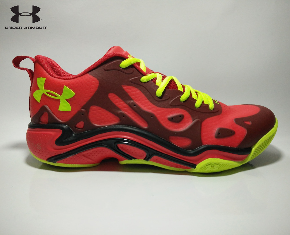 finest selection 099ba 8ecc6 UNDER ARMOUR UA Men's Micro G Anatomix Spawn 2 Sport Low Top ...