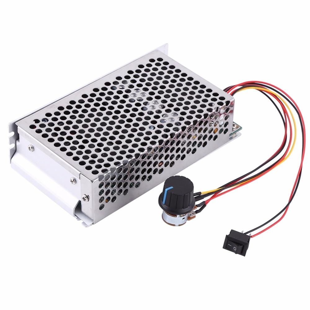 1 PC Motor Speed Control Controller Governor 10 50V 100A 5000W DC Motor Speed Regulator High